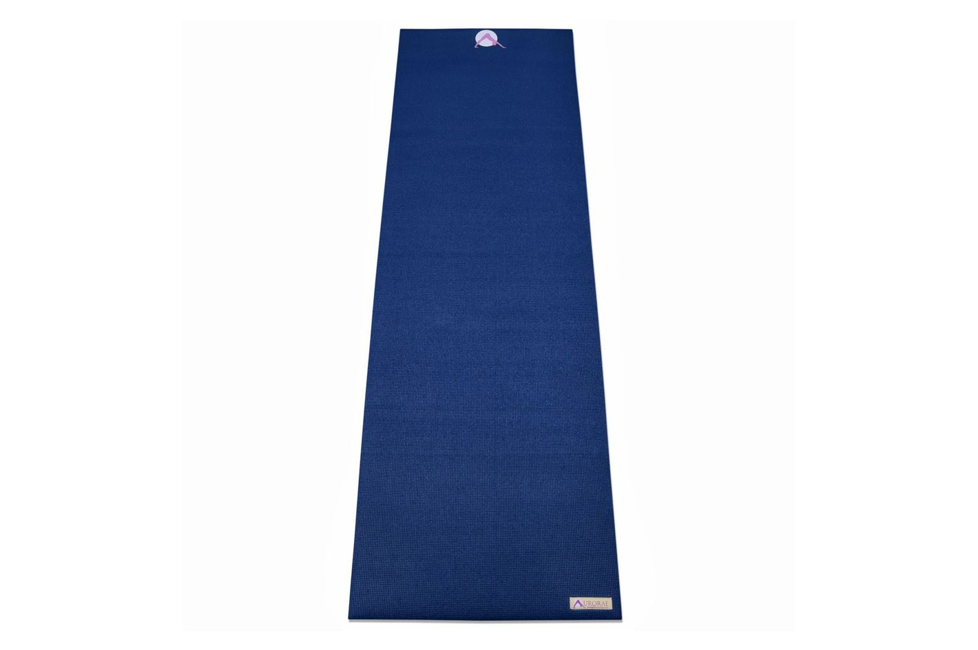 "Aurorae Classic Extra Thick 1/4"" and Long 72"" Premium Eco Safe Yoga Mat"