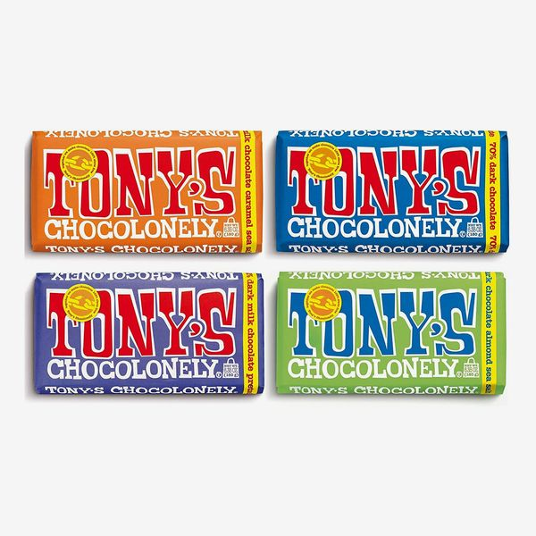 Tony's Chocolonely Variety Bundle (4-Pack)