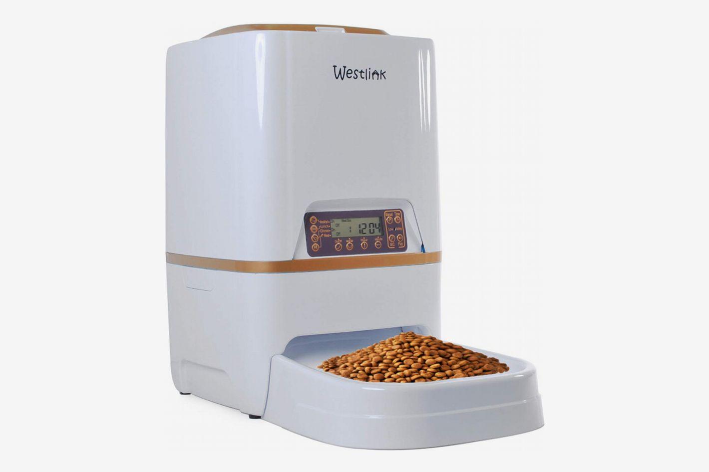 Westlink 6L Automatic Pet Feeder Food Dispenser