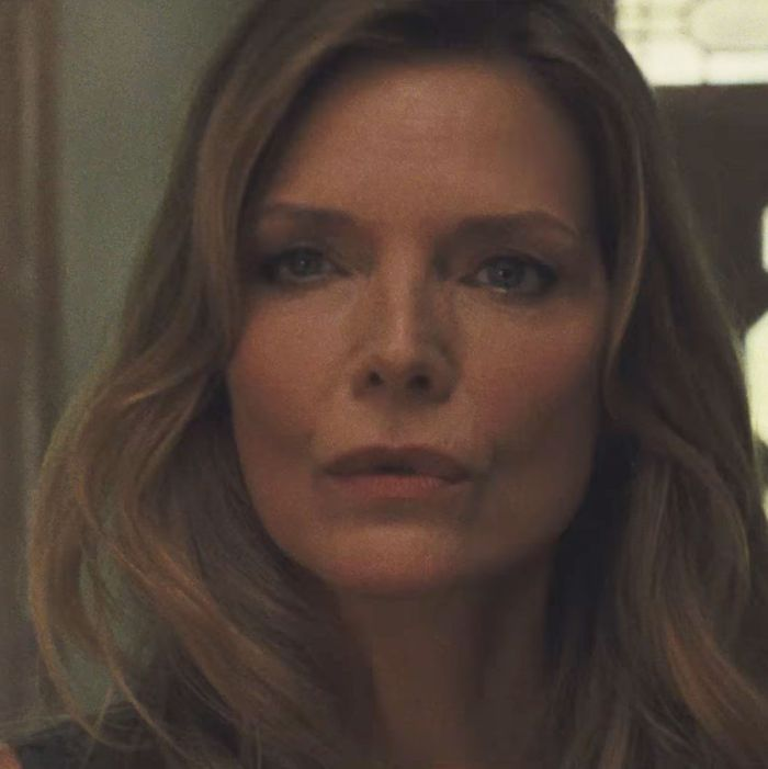michelle pfeiffer is the mvp of mother
