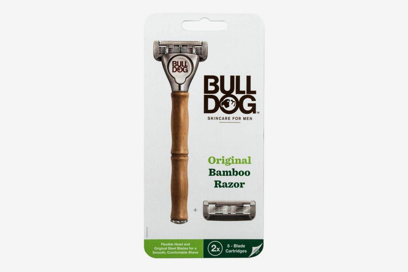 Bulldog Original Bamboo Razor