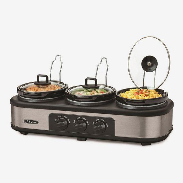 Bella 3 Hot Pot Electric Slow Cooker