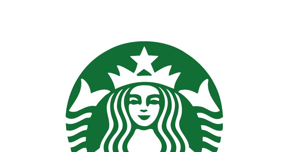 It is an image of Striking Starbucks Printable Logo