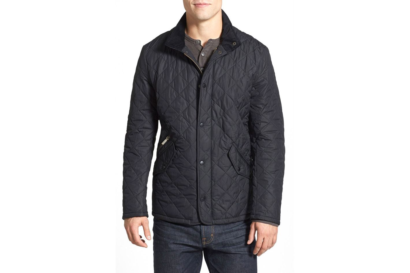 Barbour 'Chelsea' Regular Fit Quilted Jacket