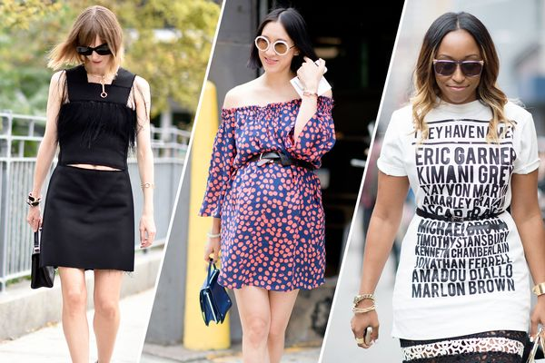 Street-Style Best Dressed: NYFW, Day 8