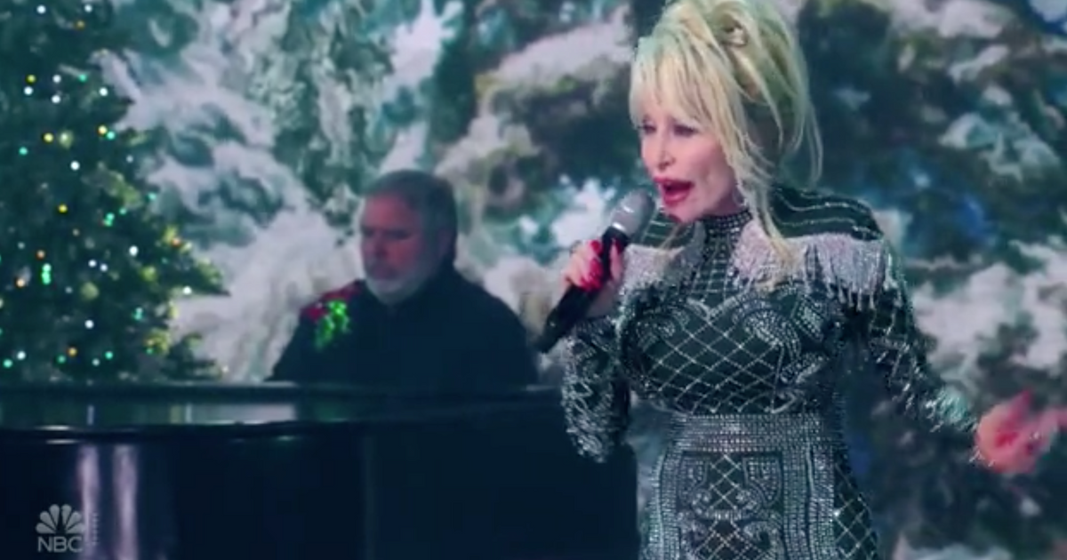 Dolly Parton's Parade Performance Was Socially Distant but Emotionally Necessary