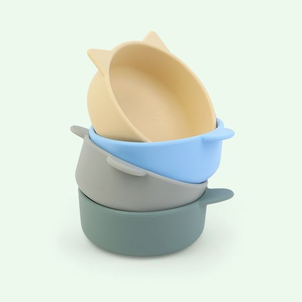 Iggy Silicone Bowls