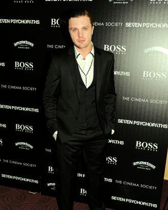 Michael Pitt - THE CINEMA SOCIETY with HUGO BOSS and APPLETON ESTATE host a screening of