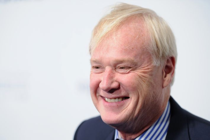 American news anchor Chris Matthews attends Comedy Central's night of too many stars: America comes together for autism programs at The Beacon Theatre on October 13, 2012 in New York City.