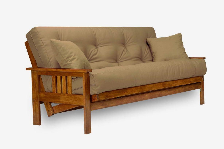 11 best futons on amazon 2019. Black Bedroom Furniture Sets. Home Design Ideas