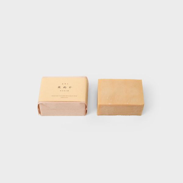Japanese Face Soap