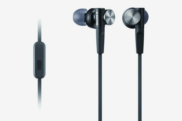 Sony MDRXB50AP Extra Bass Earbud Headset