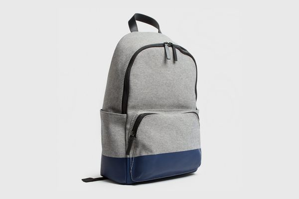The Modern Zip Backpack
