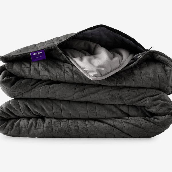 Purple + Gravity Blanket