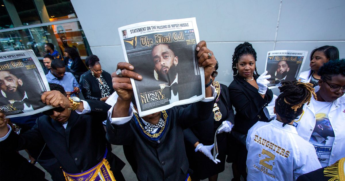 Nipsey Hussle Funeral: Everything That Happened