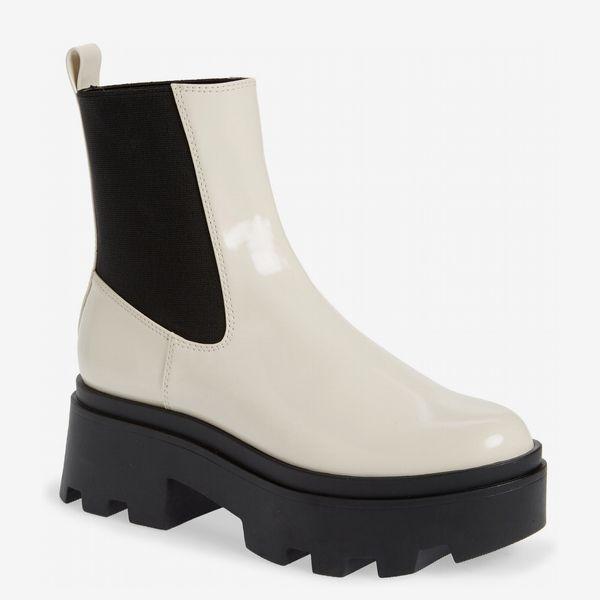 Open Edit Iris Lug Chelsea Boot