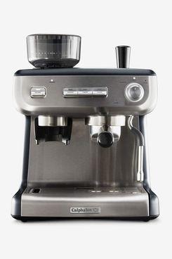 Calphalon Temp iQ Espresso Machine with Grinder and Steam Wand