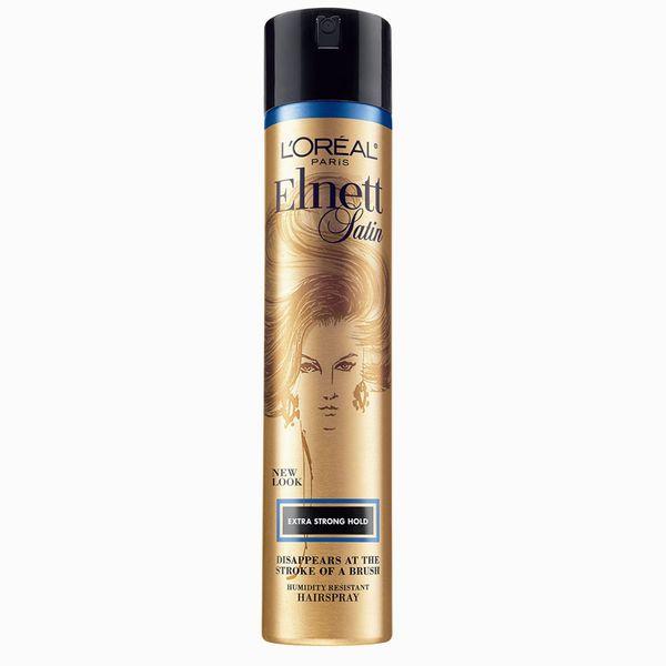 L'Oreal Paris Elnett Satin Extra Strong Hold Hairspray