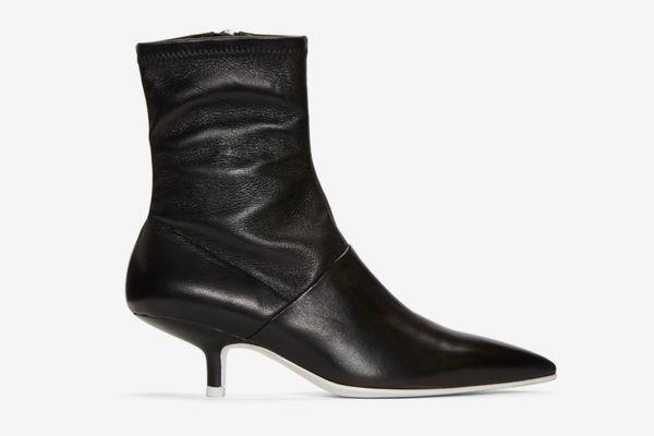 Acne Studios Black Khat Boots