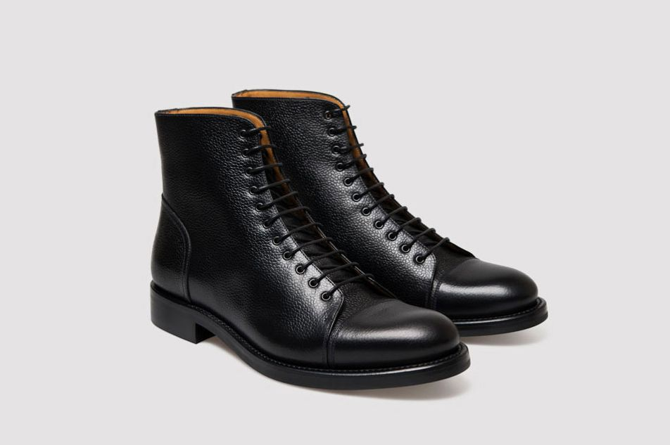 O'Keeffe Algy Peaky Boots