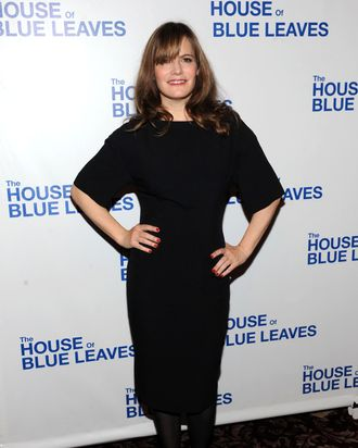 Jennifer Jason Leigh attends the after party for the Broadway opening night of