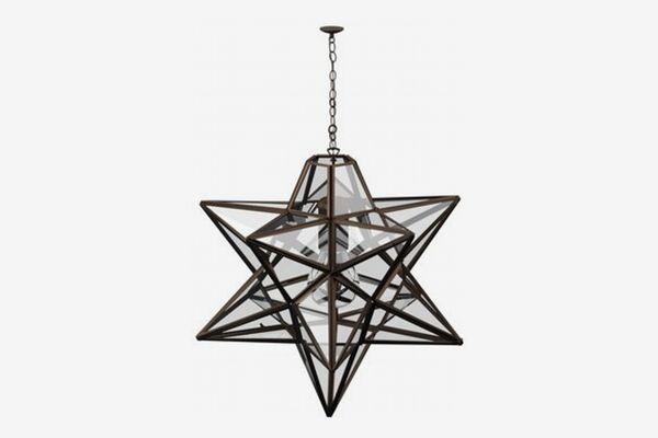 Sture Geometric Pendant Light