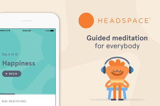 Headspace App — One-Year Gift Subscription