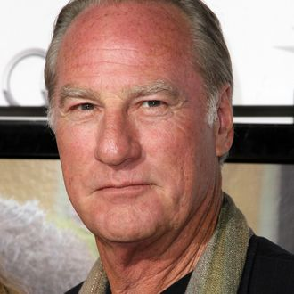 Actor Craig T. Nelson arrives at