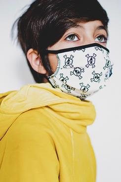 Nununu kid's cotton face mask