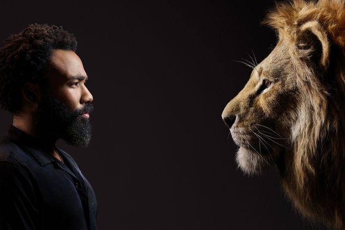 donald glover lion king
