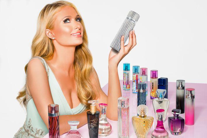 Paris Hilton by Paris Hilton.