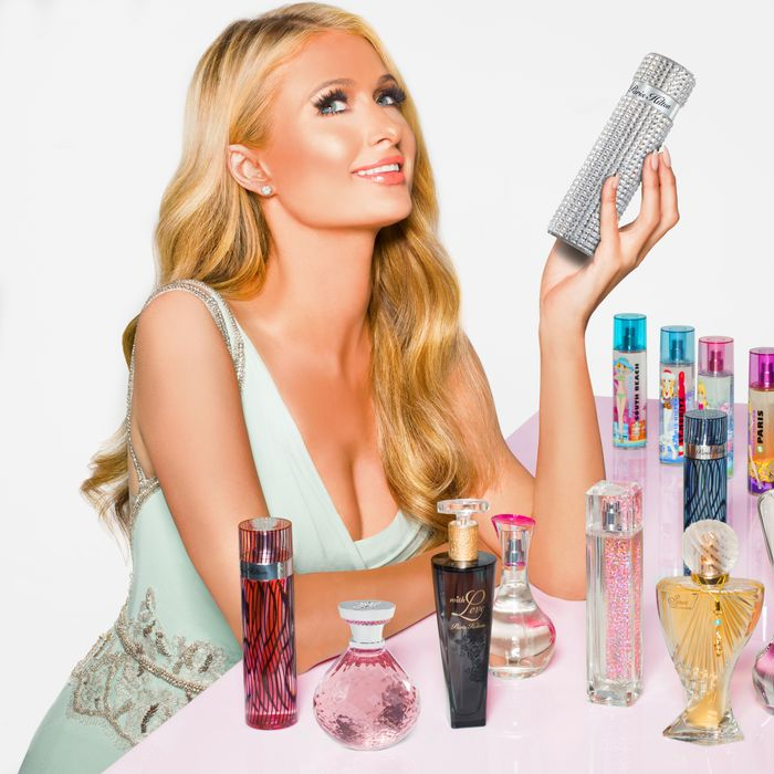 Paris Hilton by Paris Hilton.