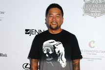 Roy Choi. Los Angeles Food & Wine Festival held at L.A. Live.