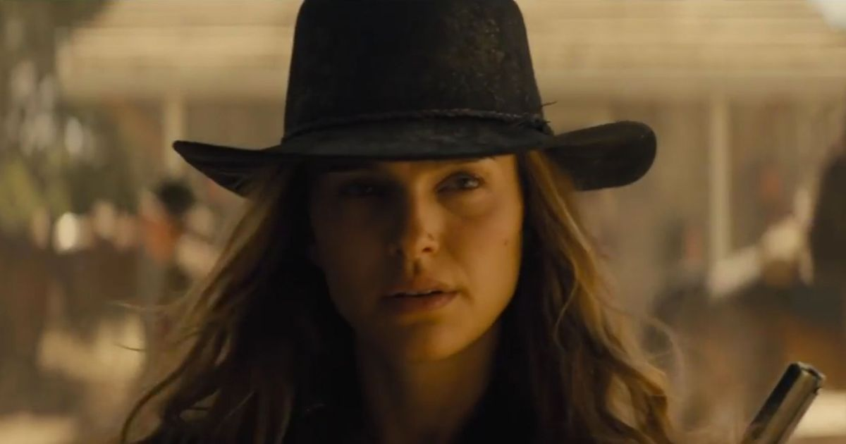 See Natalie Portman in Jane Got a Gun Trailer -- Vulture