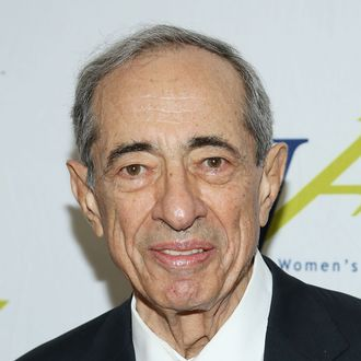 NEW YORK, NY - JUNE 25: Former New York Governor Mario Cuomo attends the 3rd Annual Elly Awards Luncheon at The Plaza Hotel on June 25, 2013 in New York City. (Photo by Rob Kim/Getty Images)