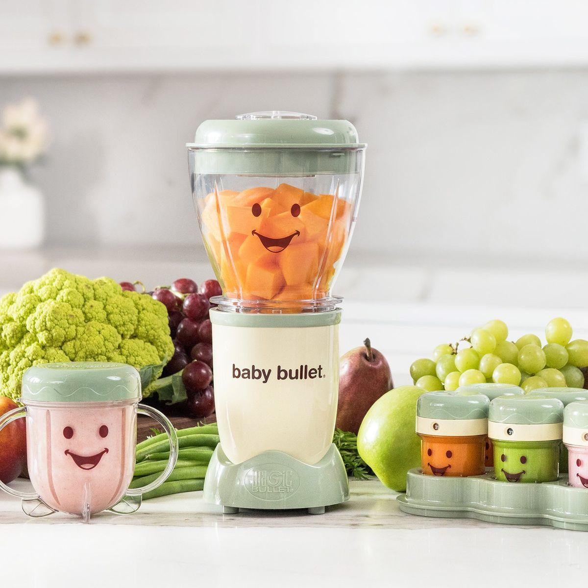 UK STOCK Baby Food Maker Make Organic Fresh Fruit Juice Containers Storage Bags