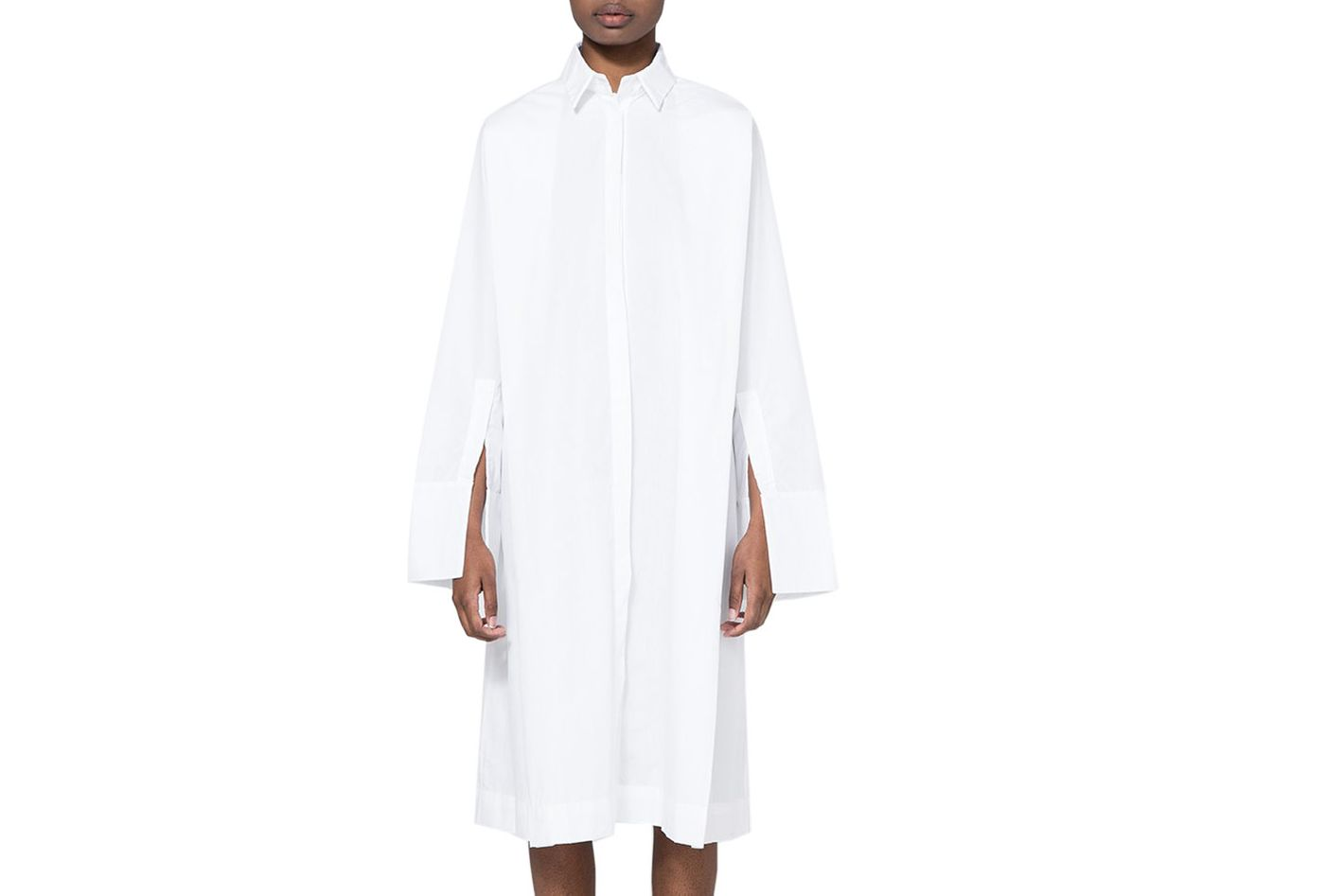 Toit Volant Georgia Long Shirt Dress