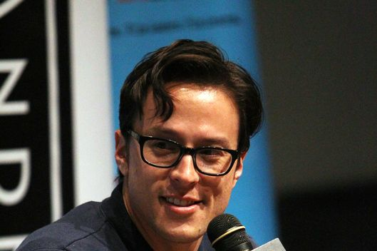 Director Cary Joji Fukunaga  at Film Independent Screening Series of Jane Eyre held at the Landmark Theater on March 3, 2011 in Los Angeles, California.
