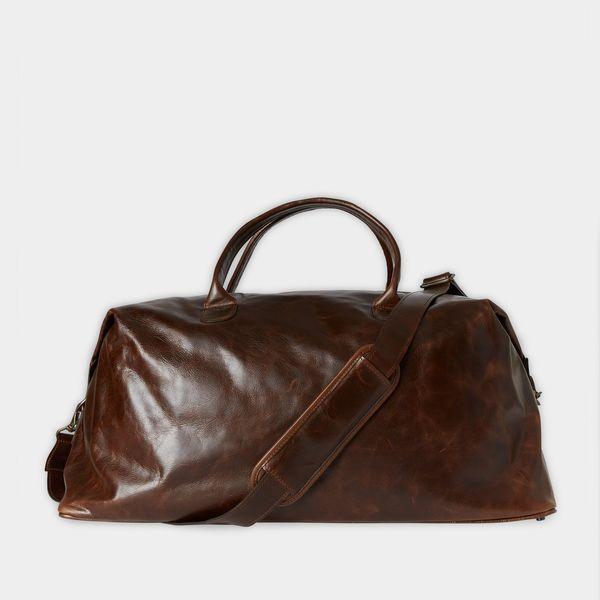 Billy Reid Benedict Weekend Bag