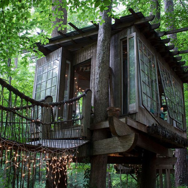 Secluded Intown Tree House in Atlanta, Georgia