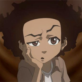 Seitz On The Boondocks Season 4 Whats Wrong With This Picture