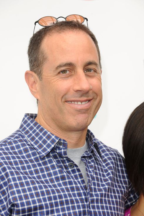 Jerry Seinfeld attends the 2012 Baby Buggy Bedtime Bash at Victorian Gardens at Wollman Rink Central Park on June 6, 2012 in New York City.