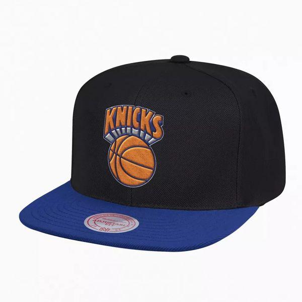 Mitchell & Ness New York Knicks Snapback Hat