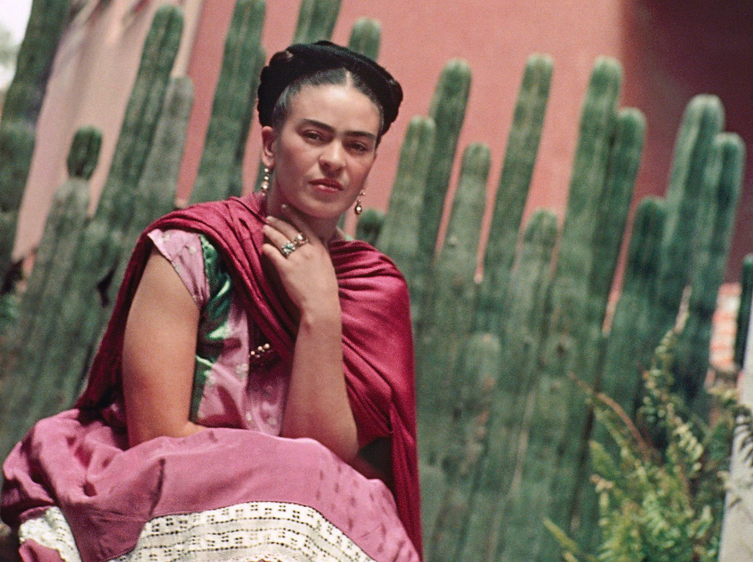 frida kahlo s downright racy plant paintings