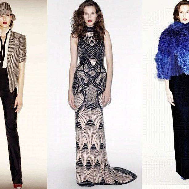 L'Wren Scott's spring 2013 collection.