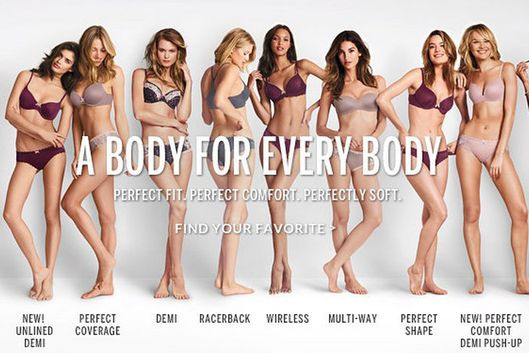 Victoria's Secret tried to fix its controversial 'Perfect Body' ad