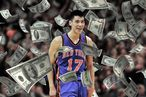 Jeremy Lin Sure Knows His Dollar Menu Exchange Rates
