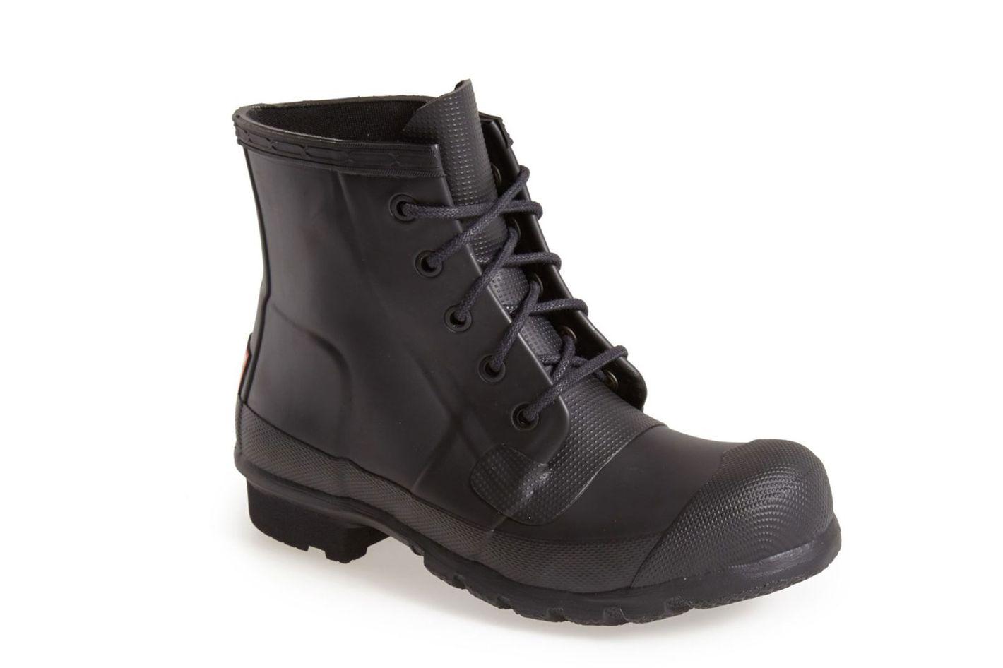 Hunter Original Waterproof Lace-Up Boot