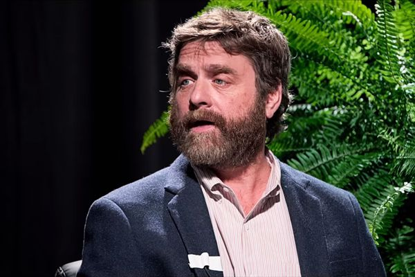 Between Two Ferns: The Movie Trailer: Zach Galifianakis Is Our New Walter Cronkite