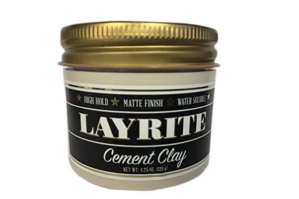 Layrite Hair Clay, Cement